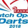 Eindbalans Dutch Open Darts 2018