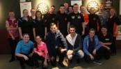 Training Nederlandse jeugdselectie