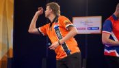 Richard Veenstra in finale singles Europe Cup 2016