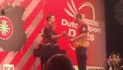 Marcel Bus tweede op jeugdtoernooi Dutch Open Darts