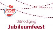 Aankondiging jubileumfeest FDB 30 jaar