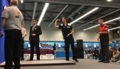 Noppert de sterkste in Driebergen, Van Malsen halve finale