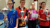 Van der Velde wint Juniorenranking NDB
