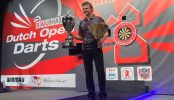 Richard Veenstra wint 40e editie Dutch Open Darts