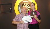Rosanne van der Velde wint meisjestoernooi Open België